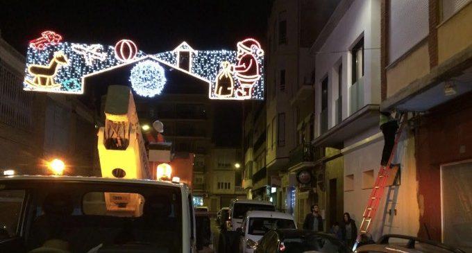 Carcaixent enciende hoy las luces de Navidad