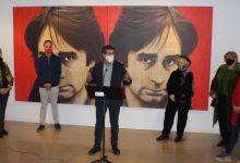 """La comissària de l'exposició """"25 Vacances a Ovidi"""" destaca l'aposta d'Ontinyent per la """"Cultura amb seny"""""""