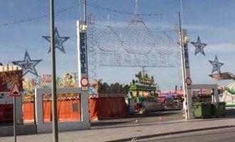 Alzira autoriza la Feria de atracciones de Navidad con todas las medidas anti-COVID