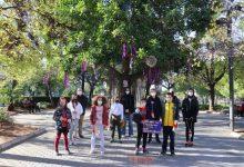 L'alumnat del CEIP San Pascual i els xics i xiques d'ADISTO decoraran els ficus de l'Avinguda al Vedat de Torrent
