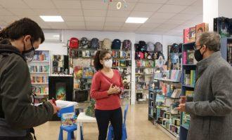 L'Ajuntament Quart de Poblet posa en marxa un nou servei de recollida porta a porta de cartó i paper per als comerços