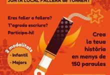 La Junta Local Fallera de Torrent convoca el primer certamen de microrelats en llengua valenciana