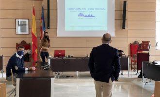 Alfafar forma al personal municipal en el nou programa de gestió tributària