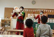 Los centros educativos de Alfafar celebran la Navidad