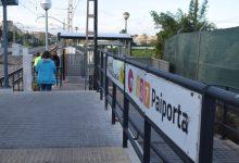 La Generalitat adjudica les obres del nou pas inferior i la instal·lació d'ascensors en l'estació de Paiporta de Metrovalencia