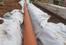 Paterna millora el drenatge urbà de Fuente del Jarro