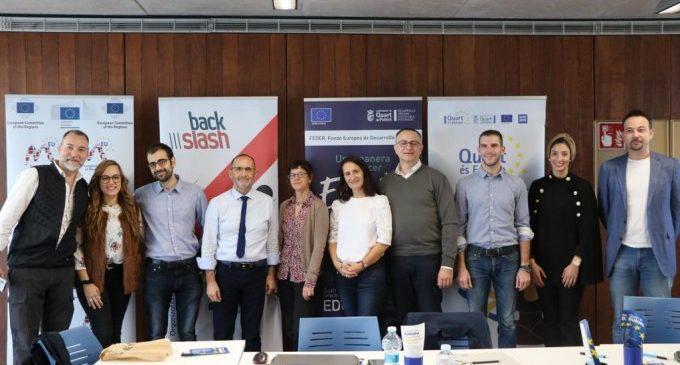 Quart de Poblet serà municipi pilot del projecte europeu VOCCES per la millora de l'orientació laboral juvenil