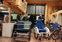 Torrent impulsa el projecte solidari de mobilitat sostenible 'Amb bici sense edat'