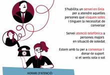 Solidaritat Torrent impulsa el projecte 'Telèfon solidari amic'
