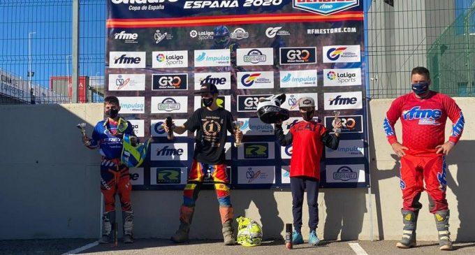 El torrentí Jaume Ballester es proclama campió d'Espanya d'Enduro en la categoria de 85 c. c.