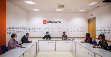 La bona sintonia entre Más País i Compromís es forja amb la transparència a la monarquia i la jornada laboral de 32 hores