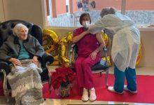 La Comunitat Valenciana acabarà l'any amb més de 5.000 valencians i valencianes vacunats