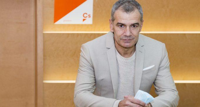 """Toni Cantó: """"Governaria amb Puig i amb Bonig alhora formant el tripartit bo"""""""