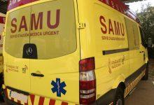 Assistides dues dones amb policontusiones després de xocar dos cotxes a Beniparrell