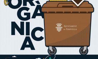 Xirivella implanta el contenidor marró per a residus orgànics