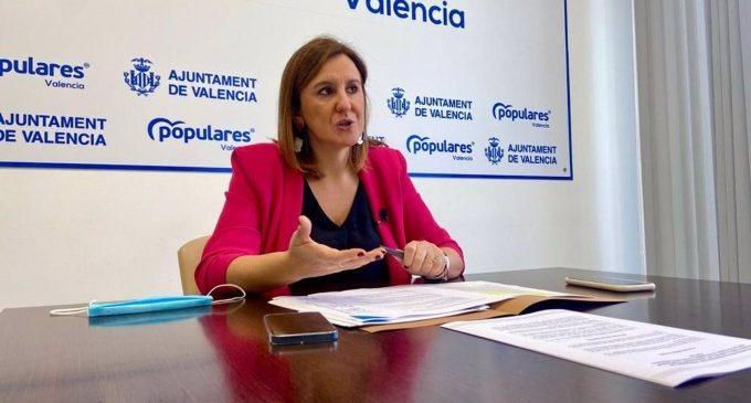 """El PP insisteix a rebutjar el pressupost de 2021 de Ribó: """"No ajuda a la reactivació i manté l'estocada fiscal"""""""