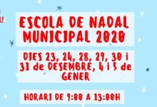 Obertes les preinscripcions per a l'Escola de Nadal municipal de Xàtiva