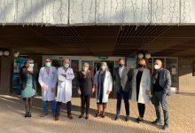 Barceló: 'Al març s'iniciaran les obres del nou Hospital de Dia Oncològic de l'Hospital Lluís Alcanyís de Xàtiva'