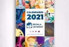 Artistes fallers s'uneixen en un calendari amb dissenys exclusius per a ajudar al sector