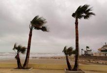 La província de València, en alerta groga per fort vent