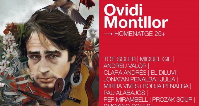 Cinc concerts oferits per l'Institut Valencià de Cultura homenatjaran Ovidi Montllor a València, Castelló, Alacant i Alcoi