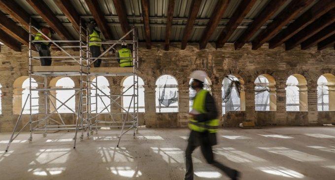 """Centre Hortensia Herrero obrirà en 2023 com a """"llar de l'art contemporani"""" i """"història viva"""" de València"""