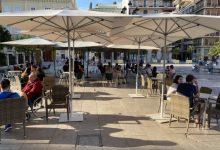 València suspén la taxa de terrasses del segon semestre a l'hostaleria