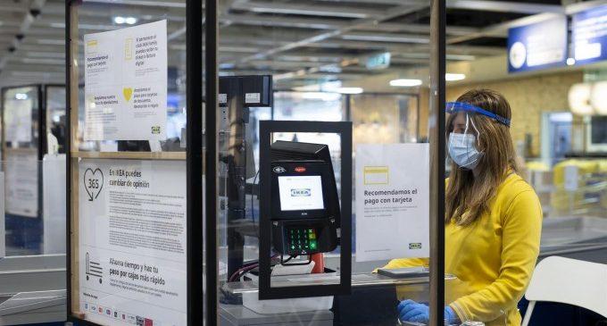 Ikea abre una tienda 'pop up' en el Centro Comercial Saler este viernes