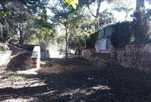 Executats els treballs de neteja de la zona inundable del parc de Sonitas de Godella