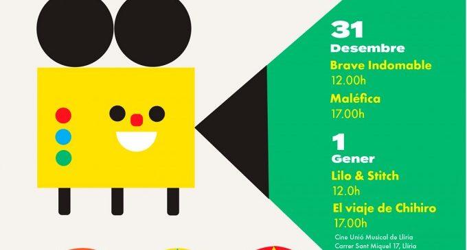 Llíria Jove organitza la primera Mostra Infantil de Cinema Educatiu
