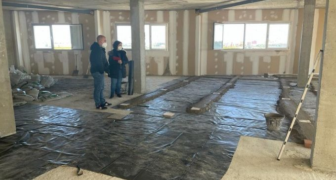 Massamagrell inverteix 48.000€ en l'adequació de la segona planta del centre mèdic auxiliar del Barri de la Magdalena