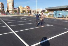 Sueca obrirà demà un nou aparcament públic junt a l'edifici de la Policia Local