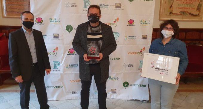 La gestió mediambiental de Sueca és reconeguda, un any més, pel programa Viles en Flor