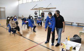 Los centros educativos de Paiporta se forman contra atragantamientos y en primeros auxilios