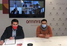 La rectora de la UV i l'alcalde d'Ontinyent sol·liciten a Renfe incrementar els horaris i la qualitat del servei