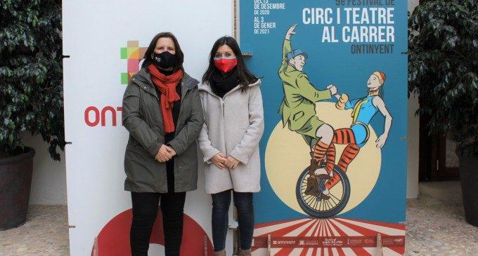 Ontinyent reprén la programació del IX Festival de Circ i Teatre amb espectacles a la Sala Gomis i al Teatre Echegaray