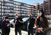 La revisión del PGOU del barrio de la Malva-rosa comenzará en febrero