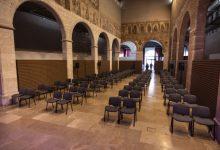 El Palau de la Música invierte 18.017 euros para mejorar la acústica del Almudín