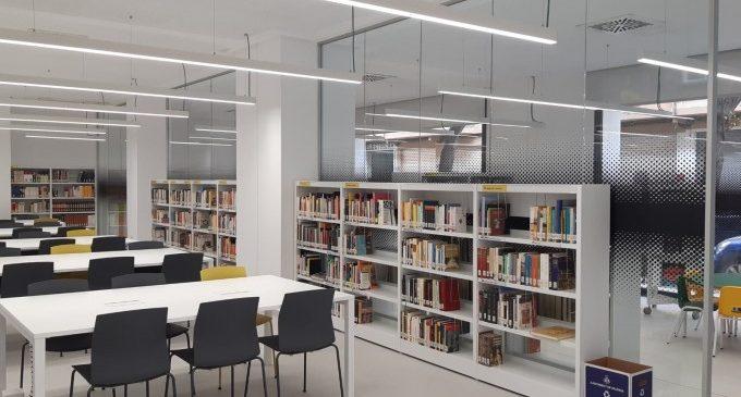La red de bibliotecas municipales de València participa en el programa «bibliotecas que alimentan»