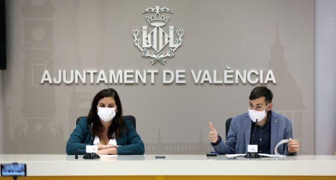 L'Ajuntament de València aprova la nova convocatòria d'ajudes directes a comerços per import d'1.240.742 euros