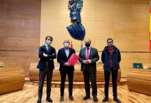 El convenio para el empleo juvenil de Cámara Valencia y Diputació favorece la contratación de 290 jóvenes