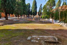 Sueca reordenarà una zona del cementeri per a construir nous blocs de nínxols que alleugen la necessitat actual d'espai
