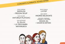 El circuit Sonora reprograma els concerts previstos per al mes de gener