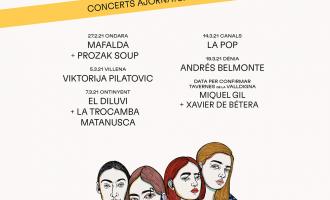 El circuito Sonora reprograma los conciertos previstos para el mes de enero