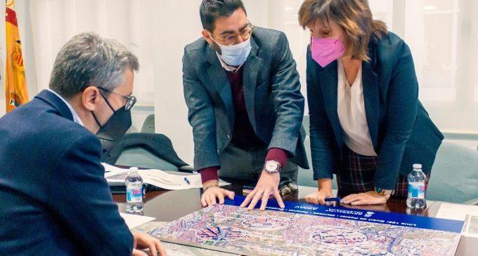 La Conselleria de Mobilitat continua incrementant línies en l'àrea metropolitana de València
