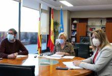 Barceló es reuneix amb representants de col·legis i consells autonòmics de professionals sanitaris