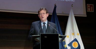 Ximo Puig destaca que la apuesta por una Europa descentralizada será decisiva para la recuperación económica