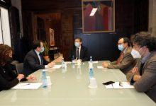 Ximo Puig anuncia la posada en marxa de les primeres ajudes del Pla Resisteix, que facilita a les empreses més afectades per la crisi préstecs de l'IVF amb trams no reembossables de fins al 30%
