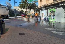 Quart de Poblet incrementa les labors d'aigualeig en tot el municipi