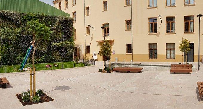 Educació anuncia per a la setmana que ve la posada marxa del nou sistema de calefacció del CPFPA Sant Carles d'Ontinyent